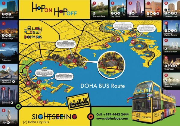 Doha-City-Bus